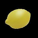 レモンイラスト素材128px
