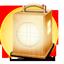 行灯05-onのフリー素材64px